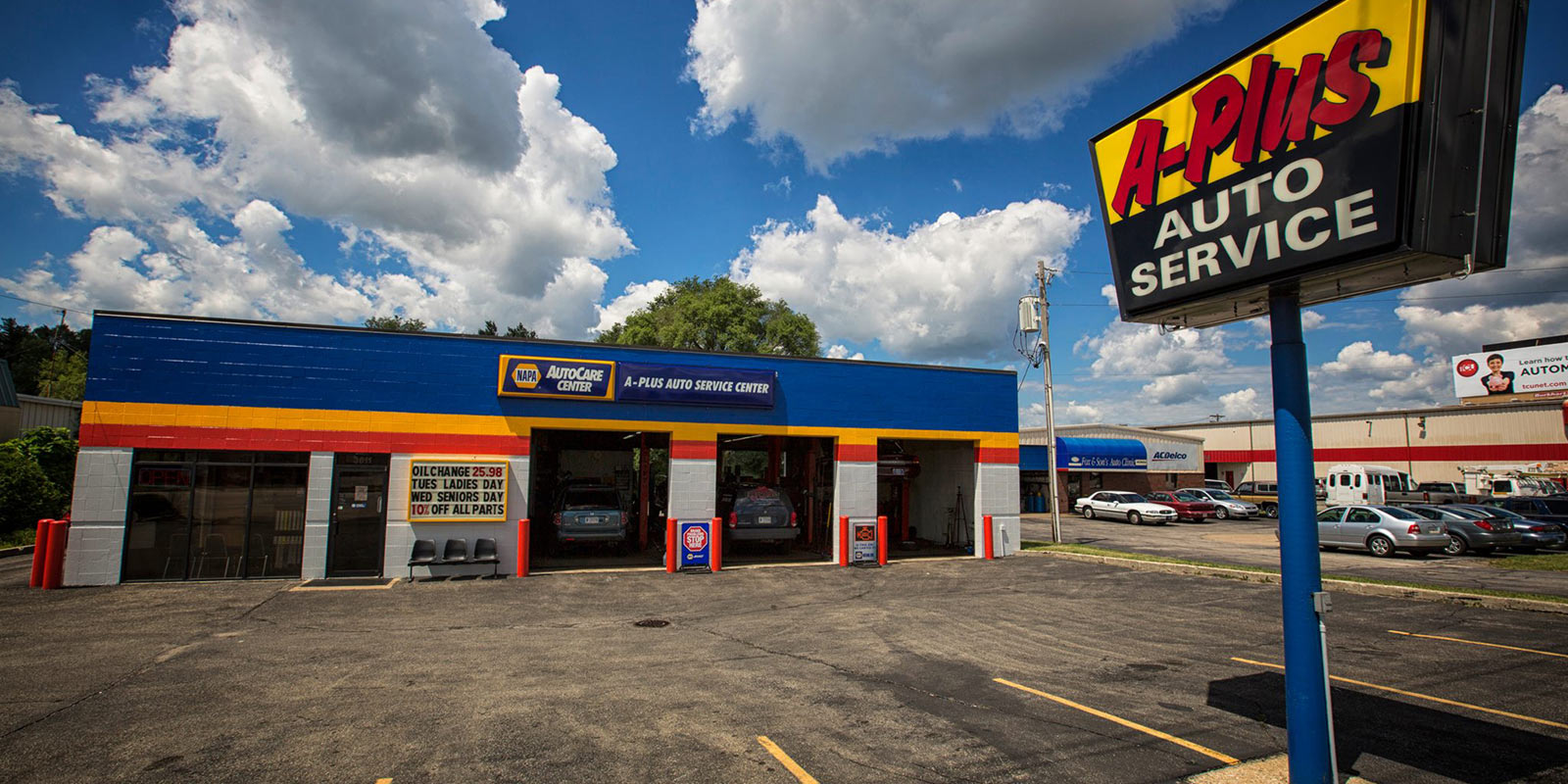 A Plus Auto >> A Plus Auto Service South Bend And Mishawaka Indiana