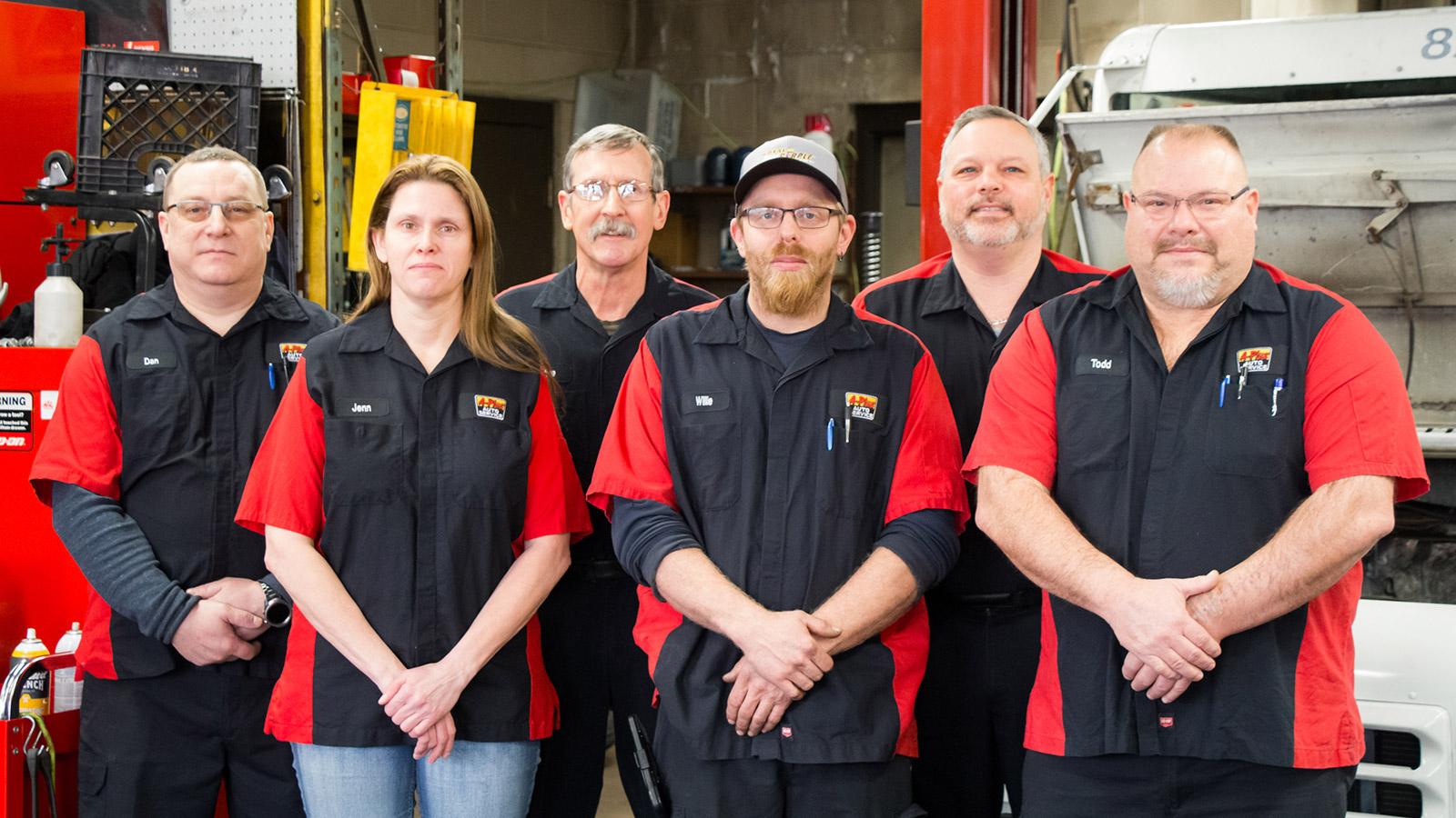 Mishawaka Auto Repair Team